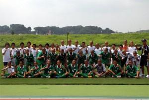 本郷中学校サッカー部
