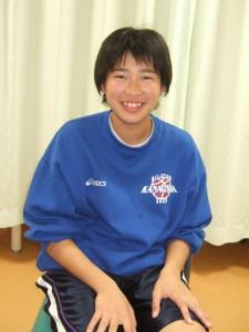 寺岡夏希選手