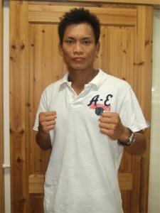 川端健司選手