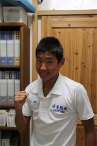 石井孝明選手