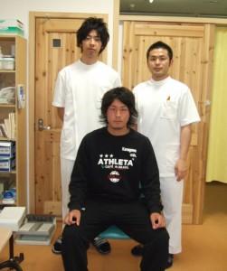 藤川祐司選手