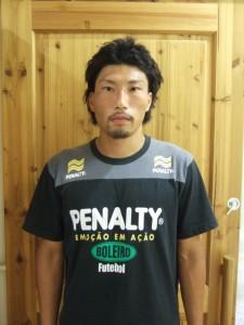 金子洋介選手